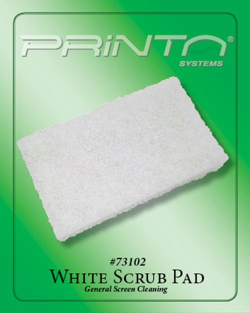 SCRUB PAD WHITE 770 Series Miscellaneous Parts