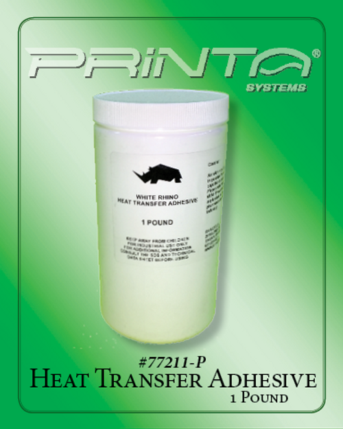 ADHESIVE POWDER FOR PLASTISOL TRANSFER PAPER-1 POUND 770 Series Miscellaneous Parts