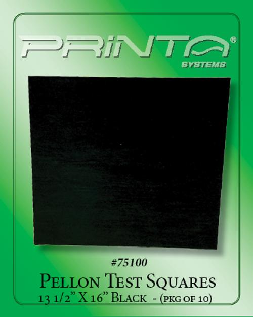 PELLON TEST SQUARES, BLACK 770 Series Miscellaneous Parts
