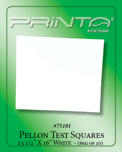 PELLON TEST SQUARE, WHITE 770 Series Miscellaneous Parts