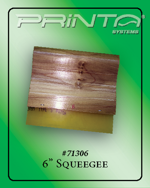 """6"""" SQUEEGEE 770 Series Squeegees"""