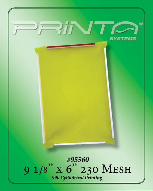 "9 1/8 X 6"" SCREEN MESH 990 Series Screens"