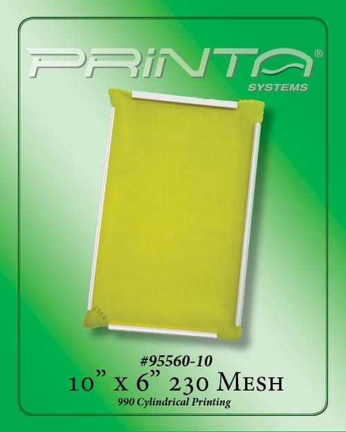 "10 X 6"" SCREEN MESH 990 Series Screens"