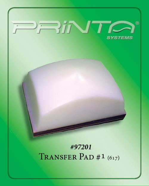 TRANSFER PAD #1 (617) 990 Series Transfer Pads