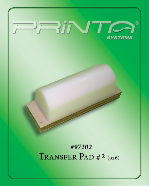 TRANSFER PAD #2 (926) 990 Series Transfer Pads