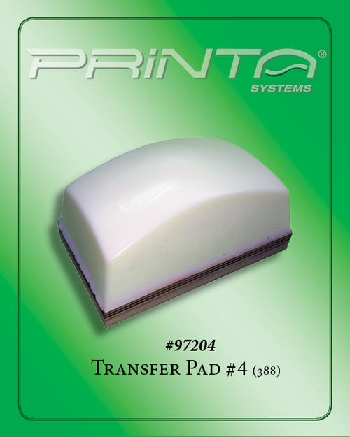 TRANSFER PAD #4 (388) 990 Series Transfer Pads