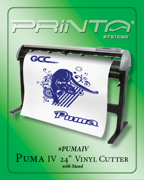 """PUMAIV VINYL CUTTER - 24"""" with stand Vinyl  Cutters"""