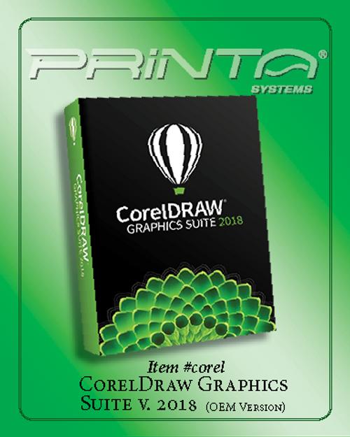 COREL Graphics Suite 2020 Software