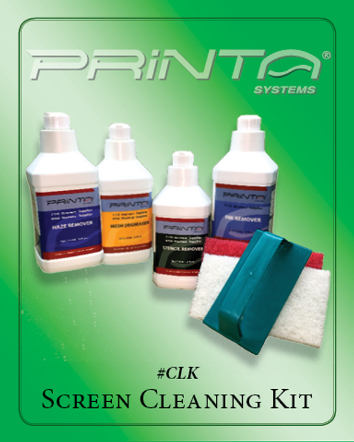 SCREEN PRINTING CLEANING KIT