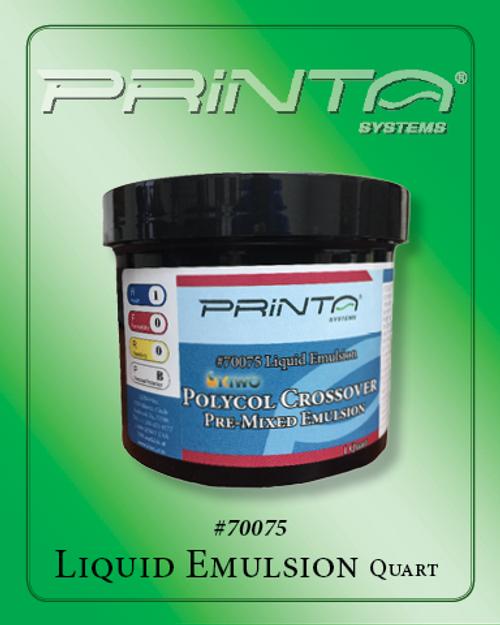 Polycol Crossover Liquid Emulsion
