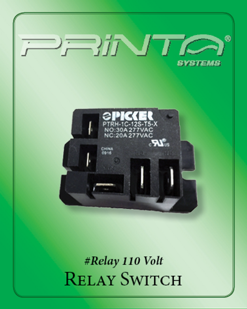 Relay Switch 110 v. 770 Parts