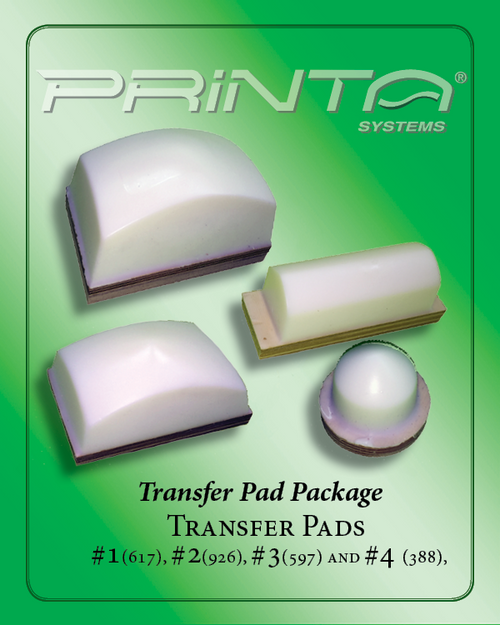 Transfer Pad Package Transfer Pads