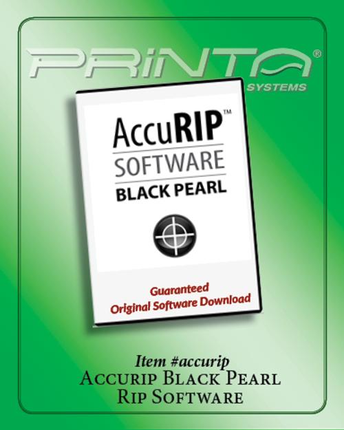 AccuRIP Emerald Rip Software Accurip