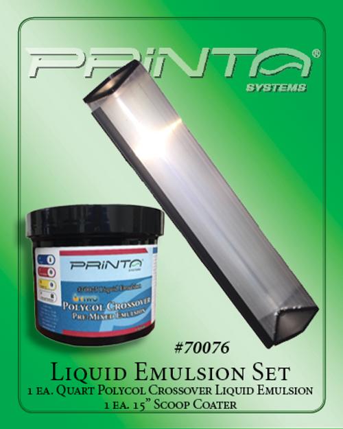 Liquid Emulsion Kit