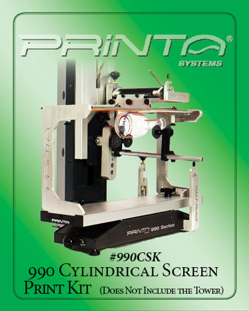 990 Cylindrical Attachment Kit
