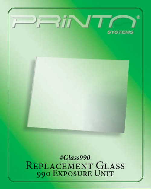 990 Exposure Unit Replacement Glass