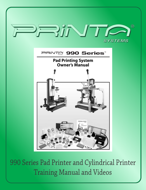 990 SERIES TECHNICAL MANUAL and VIDEOS