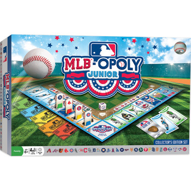 MLB Opoly Jr. Game