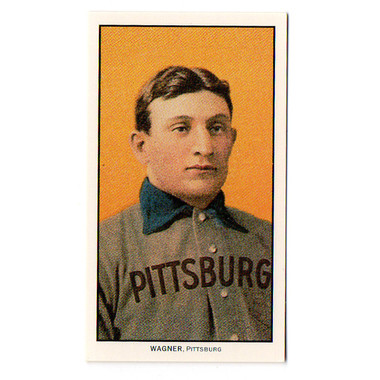 T-206 Honus Wagner Reprint Rookie Card