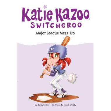 Katie Kazoo, Switcheroo: Major League Mess-Up #29