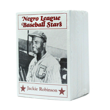 Negro League Baseball Stars 119 Card Set