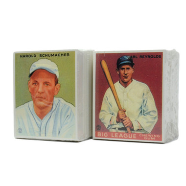 1933 Goudey Reprint 240 Card Set