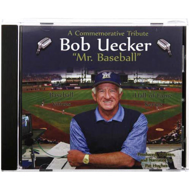 Baseball Voices: Bob Uecker, Mr. Baseball Audio CD