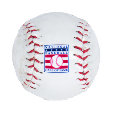 Baseball Hall of Fame Mini Logo Baseball Magnet