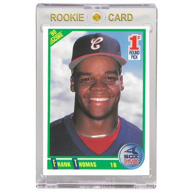 Frank Thomas Chicago White Sox 1990 Score # 663 Rookie Card