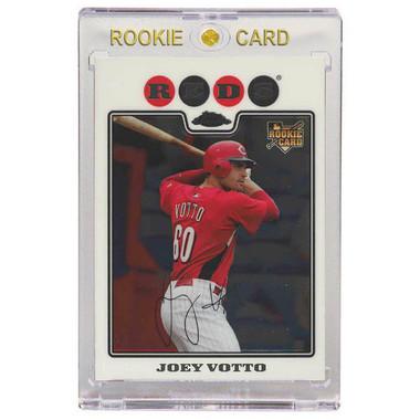 Joey Votto Cincinnati Reds 2008 Topps Chrome # 196 Rookie Card