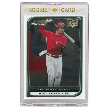 Joey Votto Cincinnati Reds 2008 Bowman Chrome # 194 Rookie Card