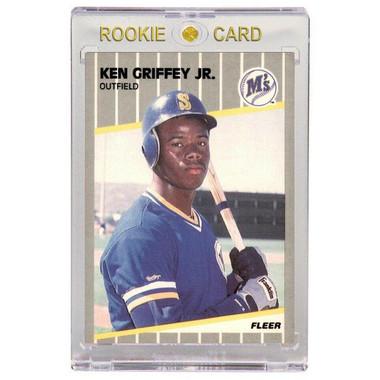 Ken Griffey Jr. Seattle Mariners 1989 Fleer # 548 Rookie Card