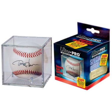Ultra Pro Square Baseball Display Cube