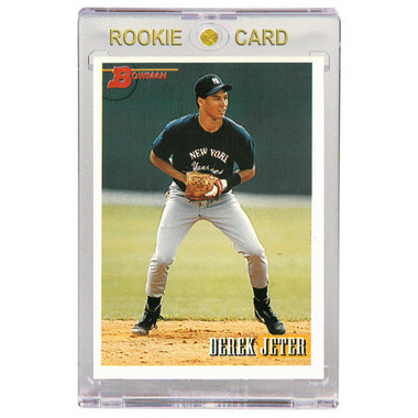 Derek Jeter New York Yankees 1993 Bowman # 511 Rookie Card