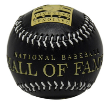 Baseball Hall of Fame Black Roadster Baseball