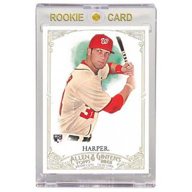 Bryce Harper Washington Nationals 2012 Topps Allen & Ginter # 12 Rookie Card
