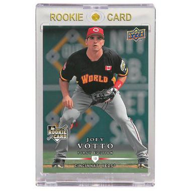 Joey Votto Cincinnati Reds 2008 Upper Deck First Edition # 299 Rookie Card