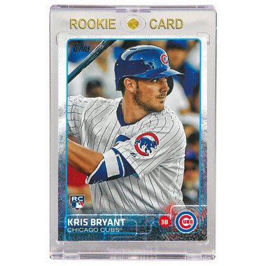 Kris Bryant Chicago Cubs 2015 Topps # 616 Rookie Card