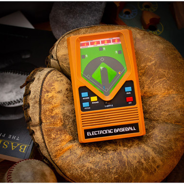 Mattel Baseball Electronic Game 1978 Retro