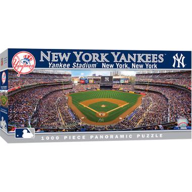 MasterPieces New York Yankees Yankee Stadium 1000 Piece Panoramic Puzzle