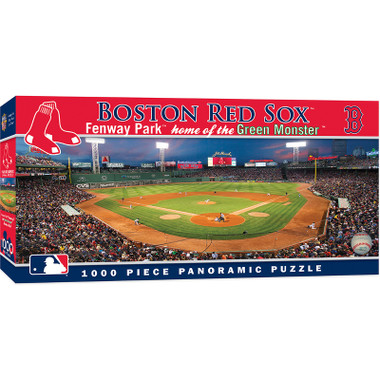 MasterPieces Boston Red Sox Fenway Park 1000 Piece Panoramic Puzzle