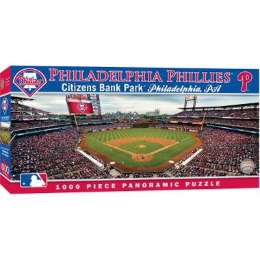 MasterPieces Philadelphia Phillies Citizens Bank Park 1000 Piece Panoramic Puzzle