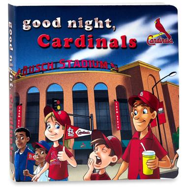 Good Night, Cardinals Board Book
