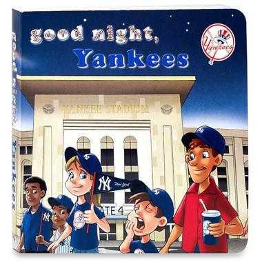 Good Night, Yankees Board Book