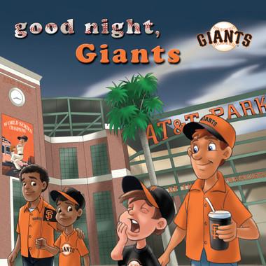 Good Night, Giants Board Book