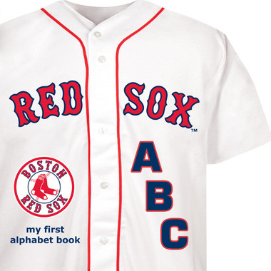 Boston Red Sox ABC Baby Board Book