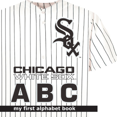 Chicago White Sox ABC Baby Board Book