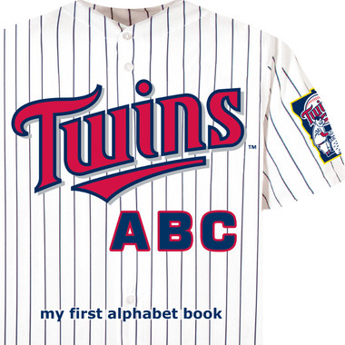 Minnesota Twins ABC Baby Board Book