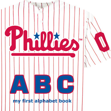 Philadelphia Phillies ABC Baby Board Book