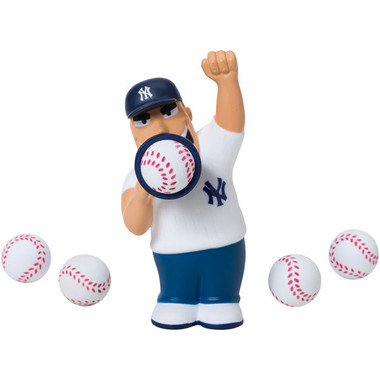 Hog Wild MLB New York Yankees Squeeze Popper